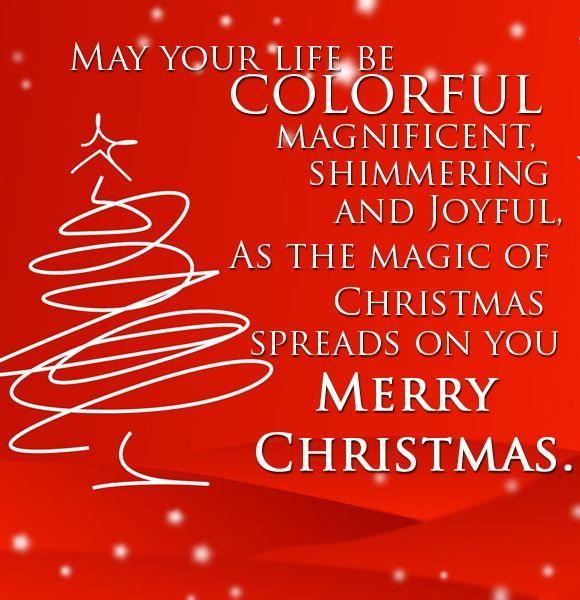 happy christmas wishes http\/\/wwwchristmasdaygreetings - christmas greetings sample
