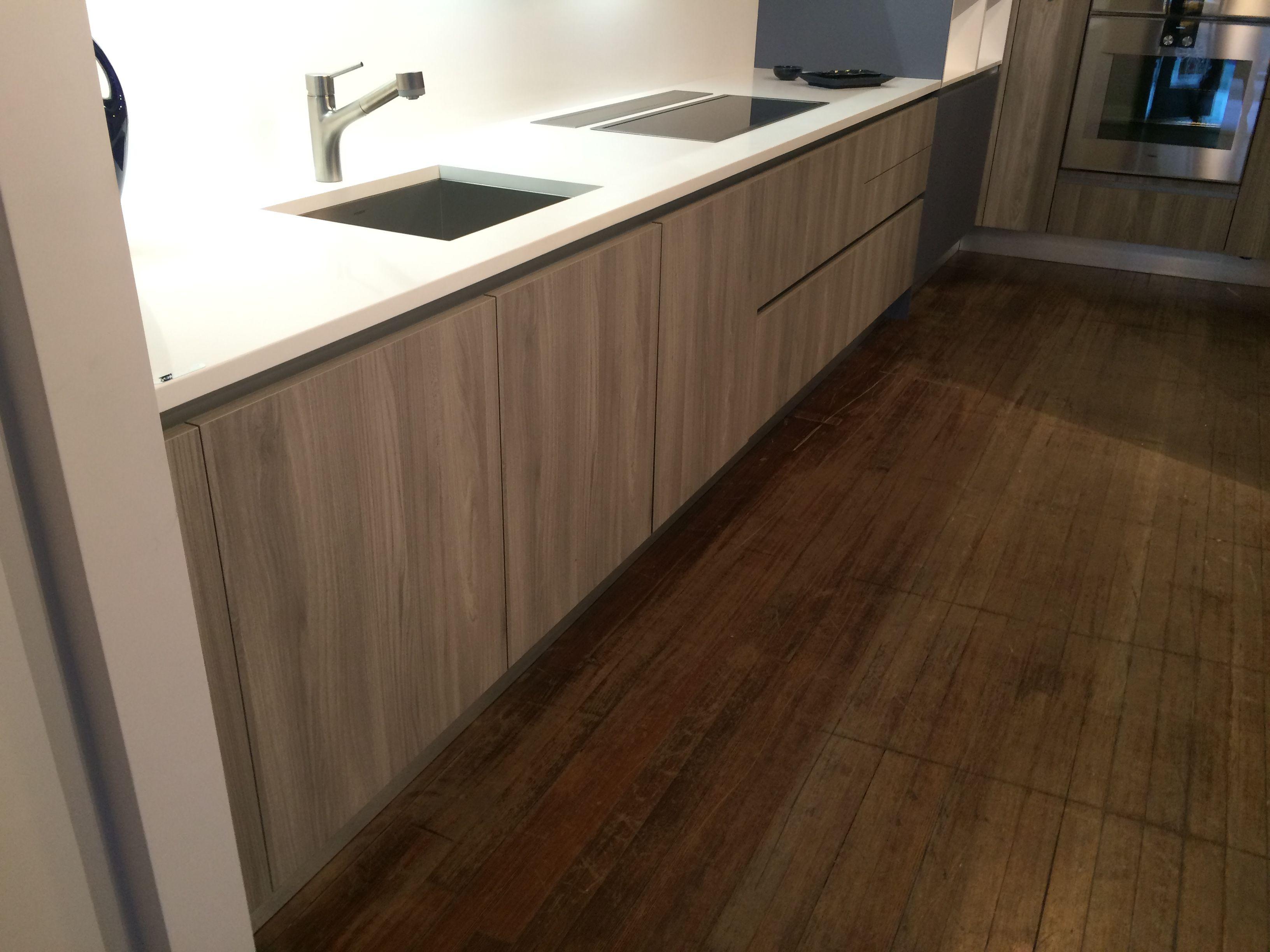 Cesar Kora Grey Elm Cabinets Mckb Apartment Ideas Kitchen