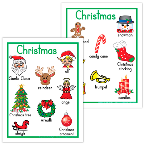 Noel Anglais Affiches en anglais, Christmas   Christmas cards drawing