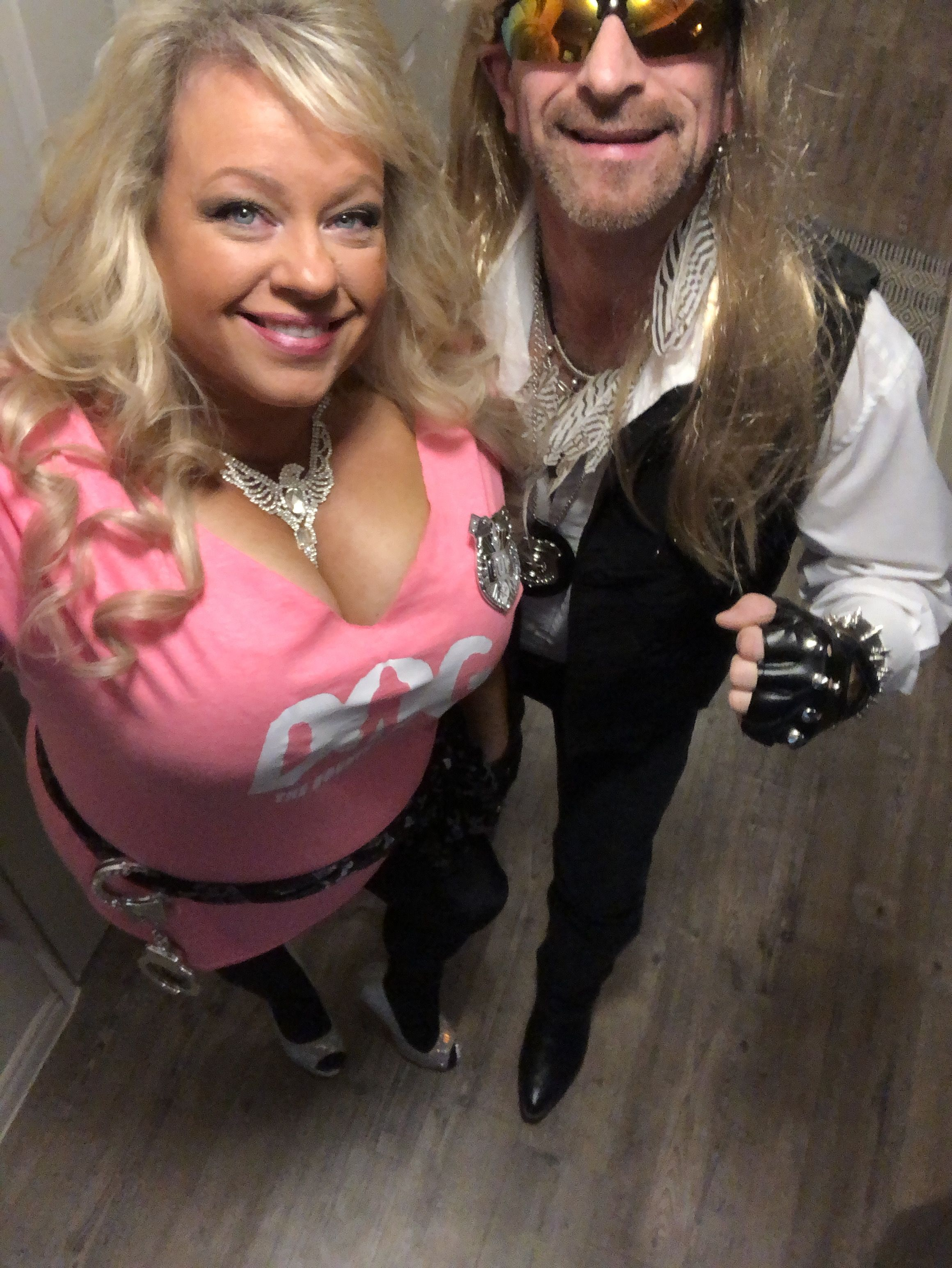 Dog The Bounty Hunter And Beth Chapman Costume Ideas Fashion