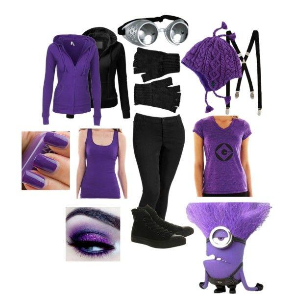 Evil Minion Costume Minion Costumes Evil Minion Costume Halloween Costumes For Work