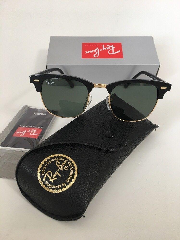 9aa91842b7fd01 ... denmark ray ban clubmaster sunglasses rb3016 w0365 black gradient 51mm  rayban a6c2a b27e2
