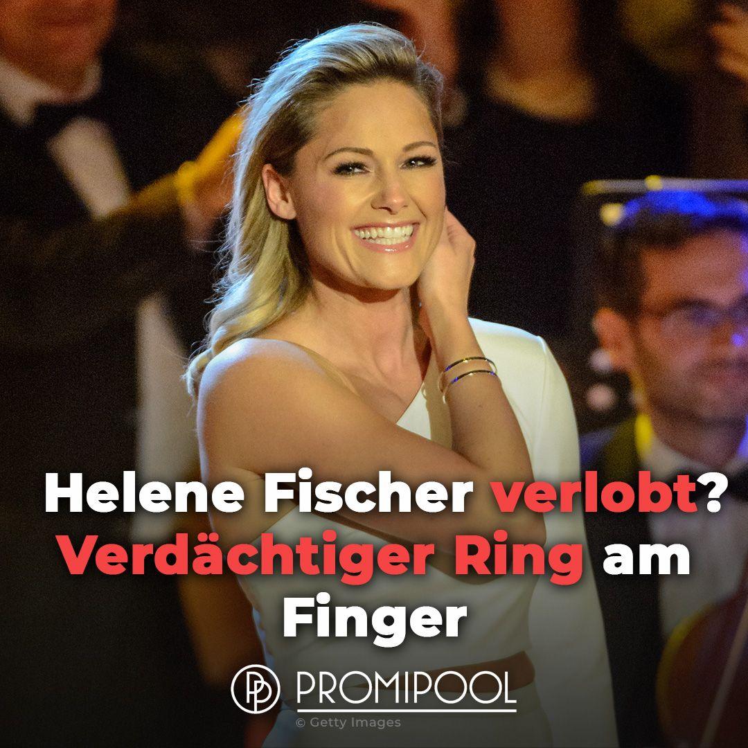 Helene Fischer Verlobt Verdachtiger Ring Am Finger Verlobt Verdachtig Promi News