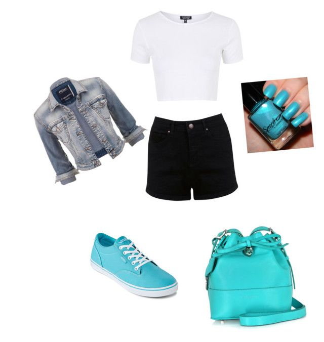 """""""blue buzurple"""" by my-savage-self ❤ liked on Polyvore featuring Topshop, Miss Selfridge, Vans, Aspinal of London, maurices, women's clothing, women, female, woman and misses"""