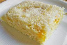 Buttermilch - Kokos - Kuchen von gisilein | Chefkoch