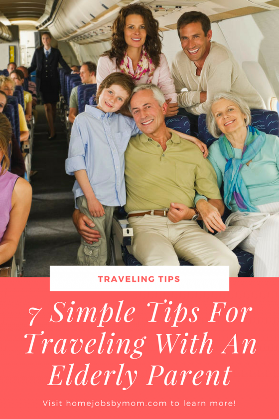 When it comes to traveling with an elderly parent, there are some added precautions/considerations that need to be taken. The following tips can help make traveling as easy possible for all parties, grams, gramps, you, the spouse and the kids.Traveling elderly, elderly travel tips, elderly traveling, elderly travel, elderly travelers