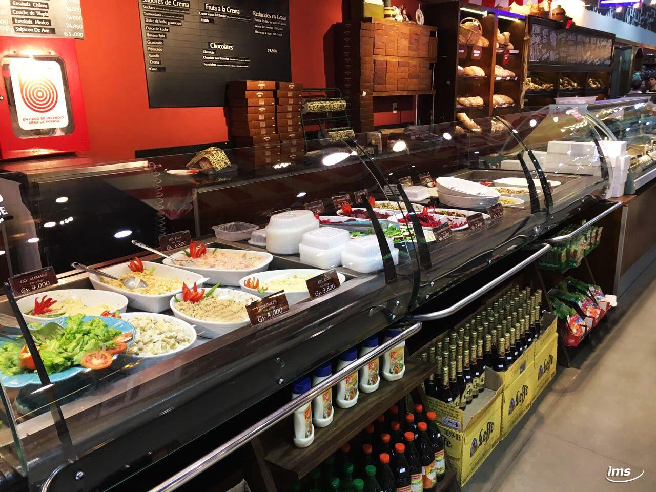 Supermercado Casa Rica En Asuncion Paraguay Supermarket Casa