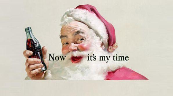 Entdecke hier die nostalgischen Weihnachts-Anzeigen von Coca-Cola. Zum Durchklicken!