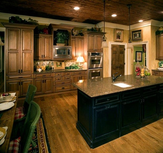 The Top 5 Colors For Granite Kitchen Countertops Home Kitchen