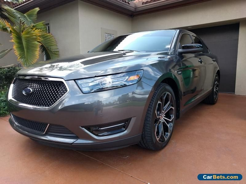 Car For Sale 2016 Ford Taurus Sho Performance Package