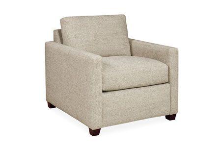 Lee Industries 1932 01 Chair Upholstered Arm Chair Deep Seating Armchair
