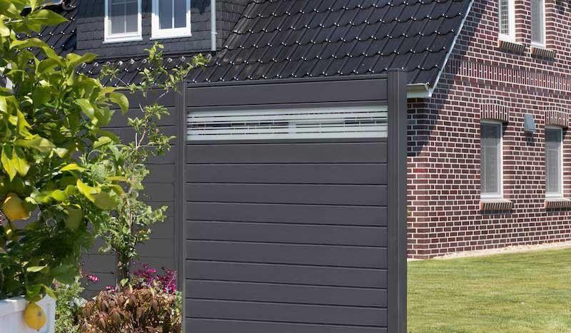 Pin Von Jukom Gmbh Auf Aluminium Zaune Garden