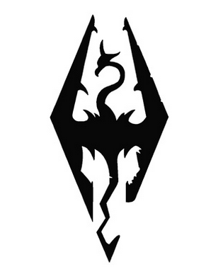 Screwattack Forums View Topic Video Game Tattoo Skyrim Tattoo Skyrim Art Elder Scrolls Tattoo