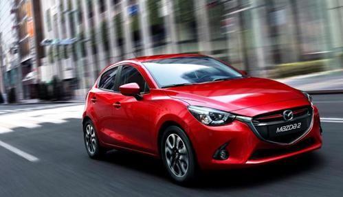 Bảng giá xe ô tô mới nhất 2016 của hãng Mazda