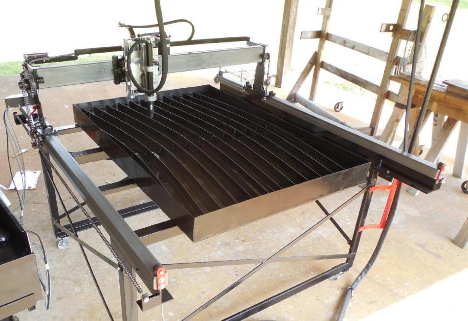 Plasma Cutter Cnc Table Plans