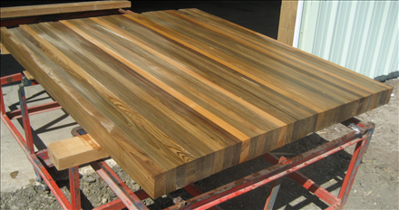 Sinker Cypress And Reclaimed Longleaf Pine. Would Make A Beautiful Dining  Room Table Top.