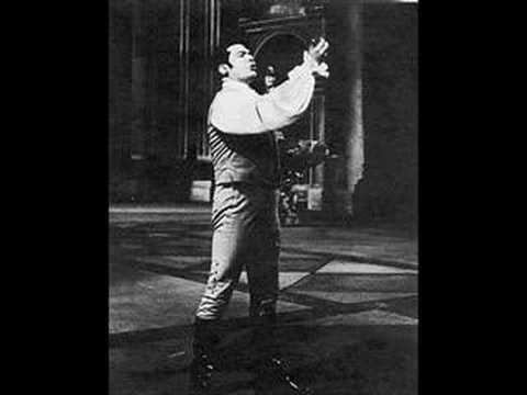 Giuseppe di Stefano - E lucevan le stelle (Studio recording)