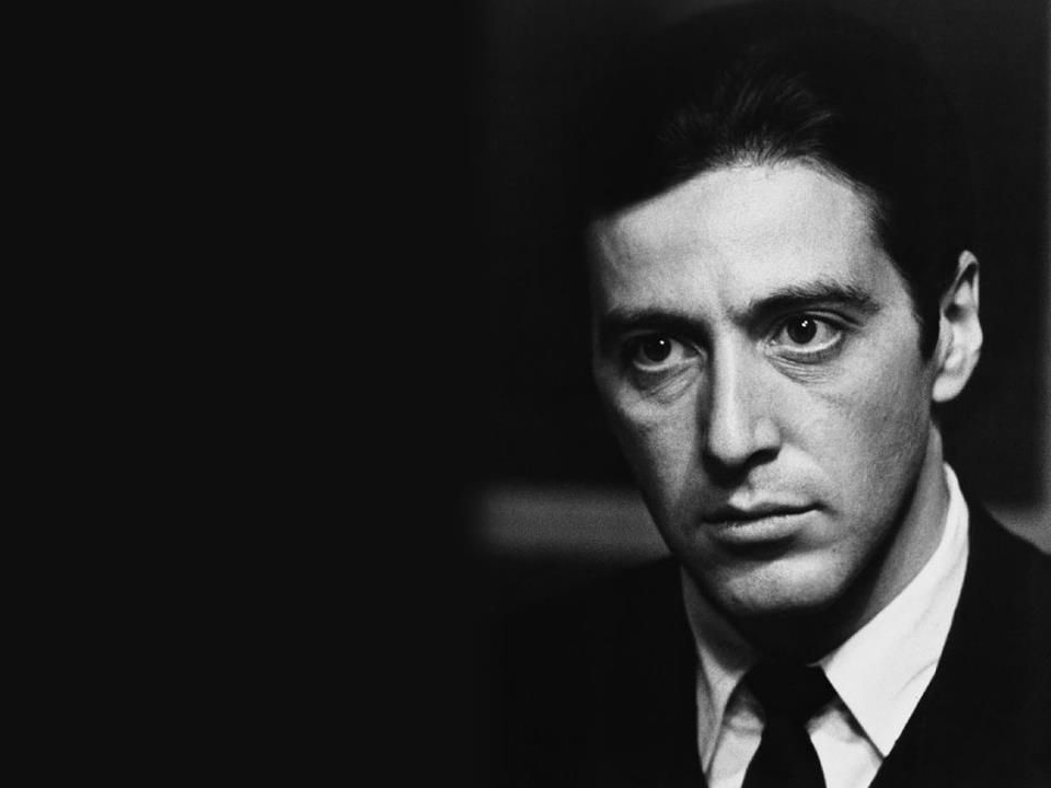 Al Pacino El Padrino Widescreen 2 Hd Wallpapers En 2019 El
