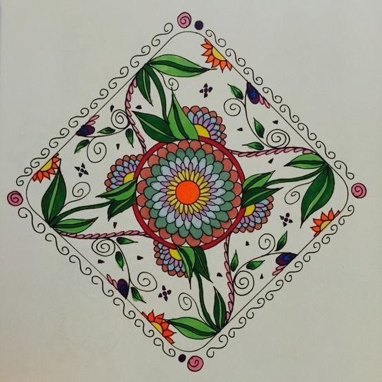 The Artful Mandala By Cher Kaufmann ColouringColoring BooksBook ReviewsMandalas