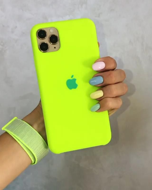 iPhone Original Silicone Cases