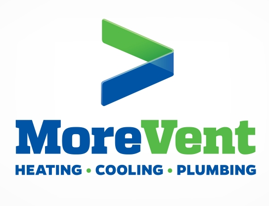 Logo For More Vent A Hvac Company In Pennsylvania Plumbing