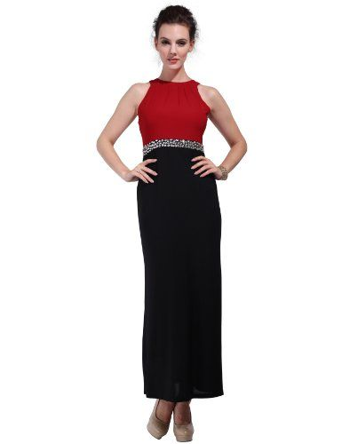 Donna Bella Embellished Sleeveless Evening Dress - £36.95 http://www.amazon.co.uk/dp/B00EDDUWLM/ref=cm_sw_r_pi_dp_JyIkub1RRDA0Z