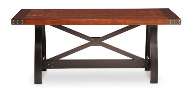 Oak Express: Foundry Dining Table : TA DWFOT