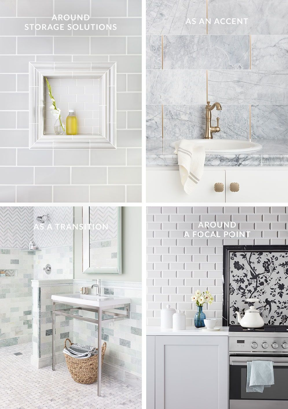 Guide To Tile Trim And Profiles The Blog