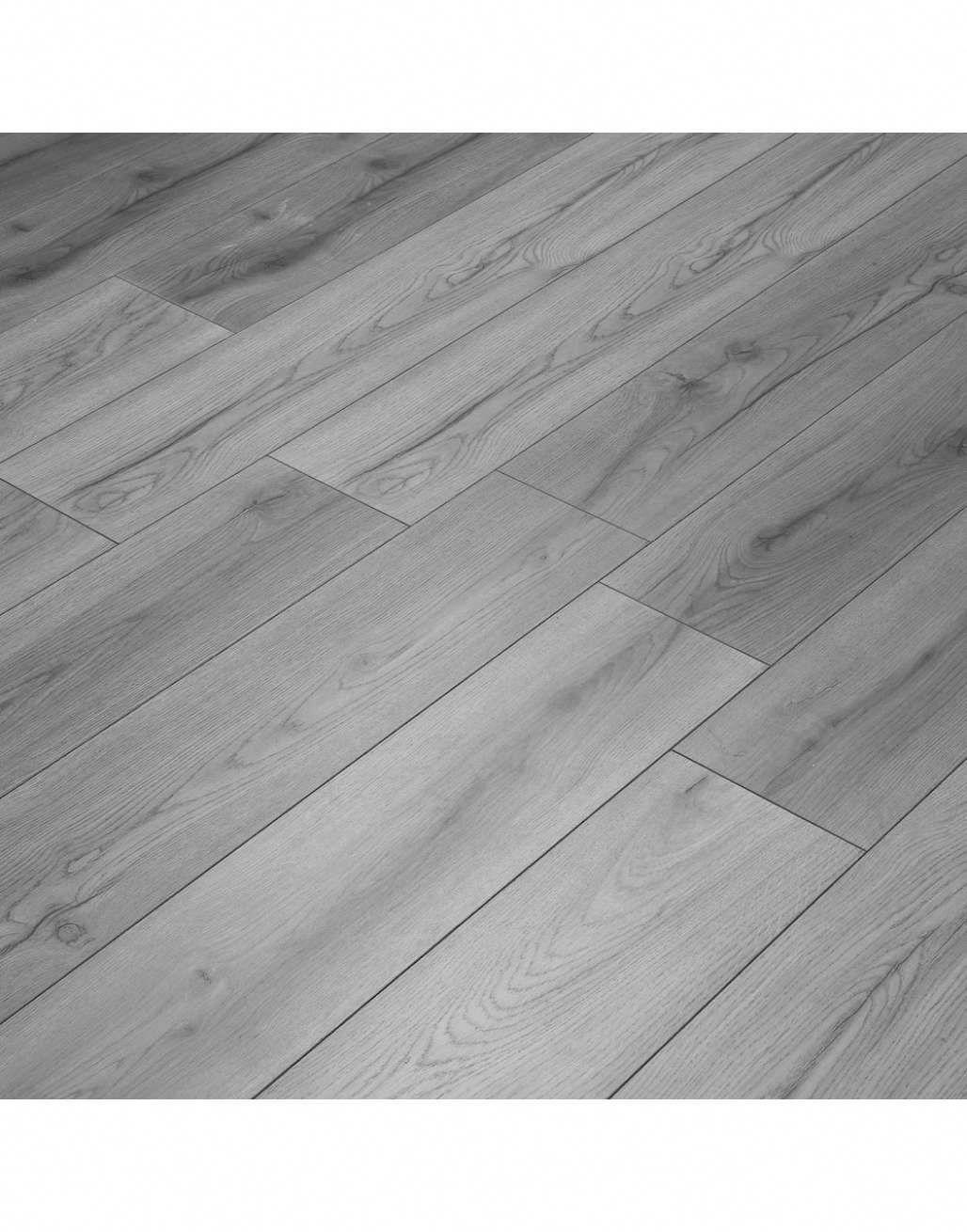 Loft Dark Grey Laminate Flooring 2