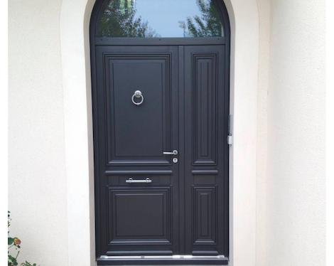 Porte d 39 entr e atulam imposte cintr e komilfo portes d 39 entr e et int rieur portes entr e - Imposte porte d entree ...
