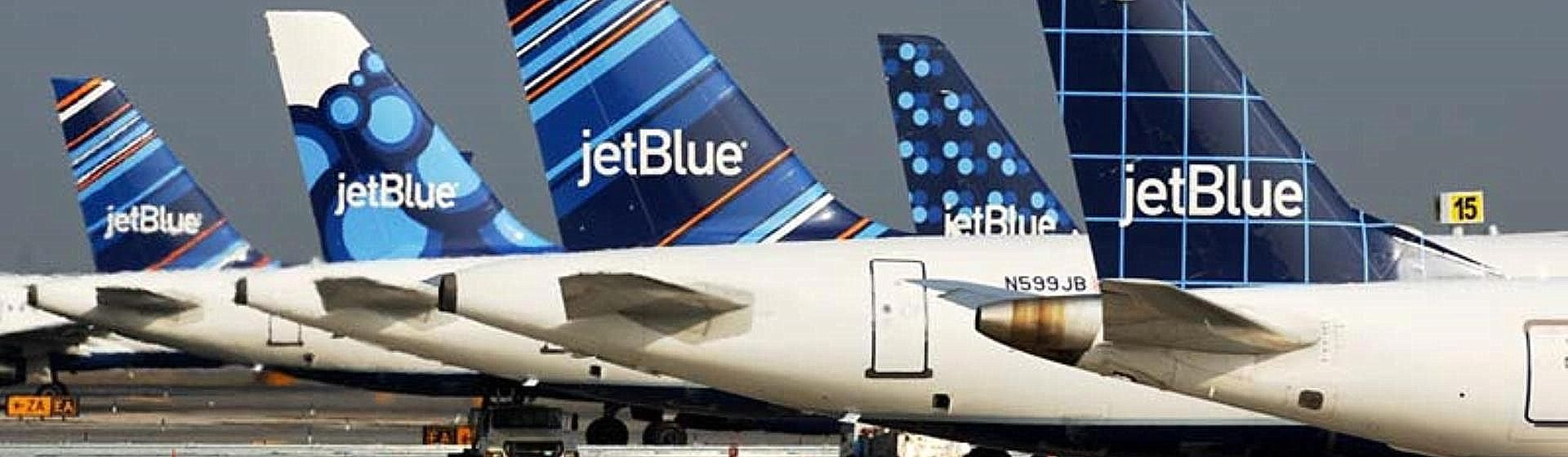 JetBlue Spring Deals from 49 oneway
