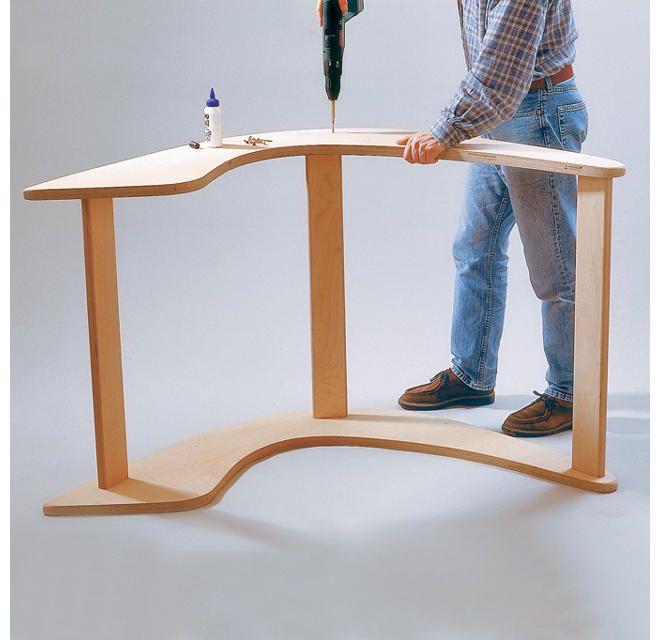 woodworker.de farbroller holztisch