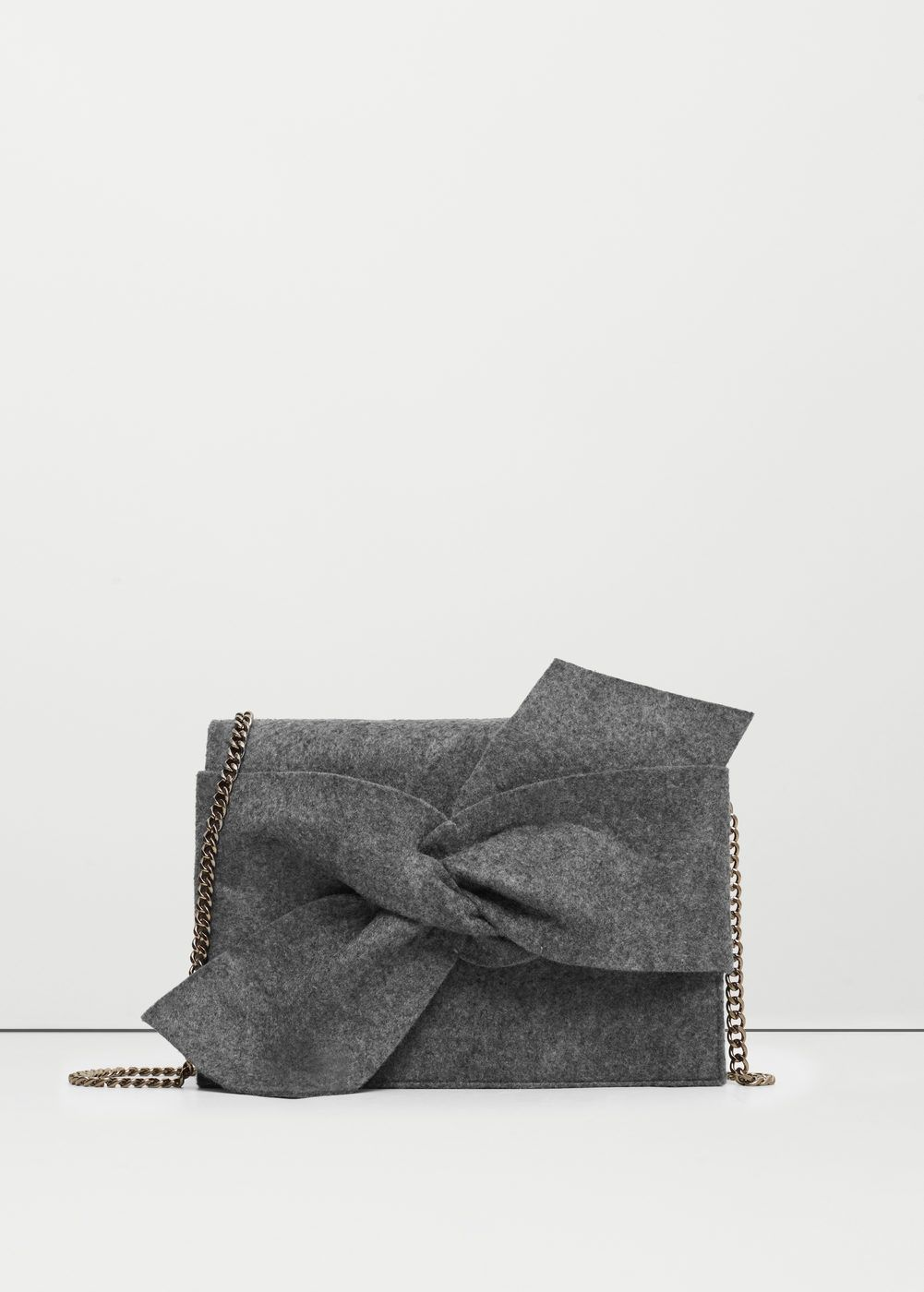 Knot cross-body bag - Bags for Women | MANGO USA