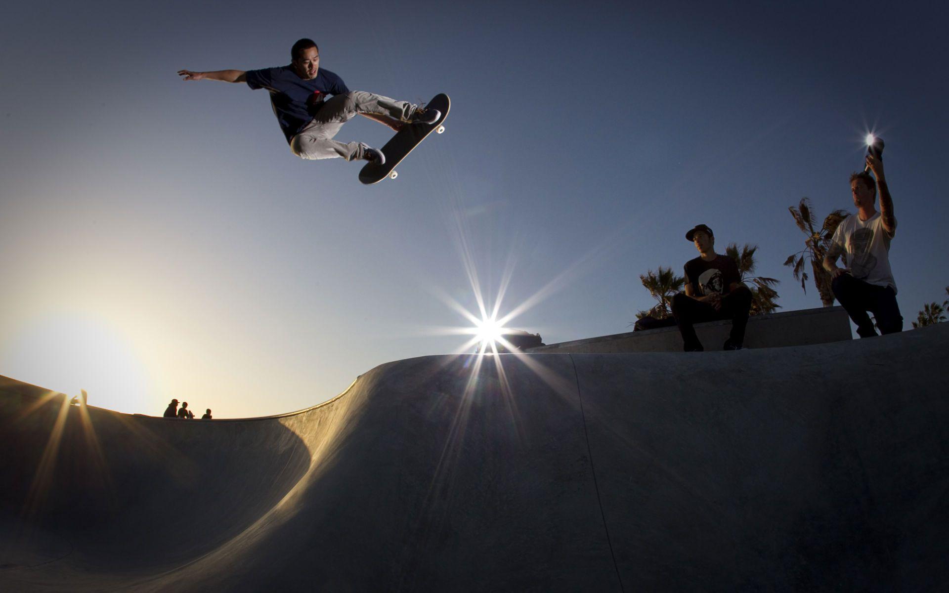 Jump on Skate Sport HD Wallpaper Sport Pinterest
