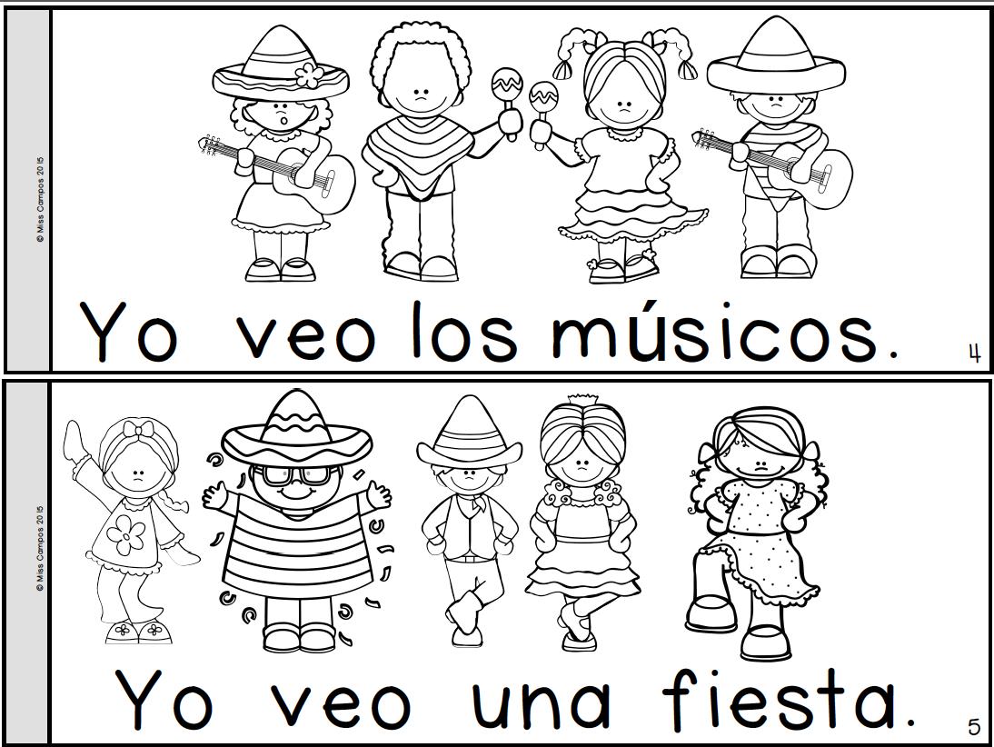 Gratis free librito para el 16 de septiembre mexican for 16 de septiembre coloring pages