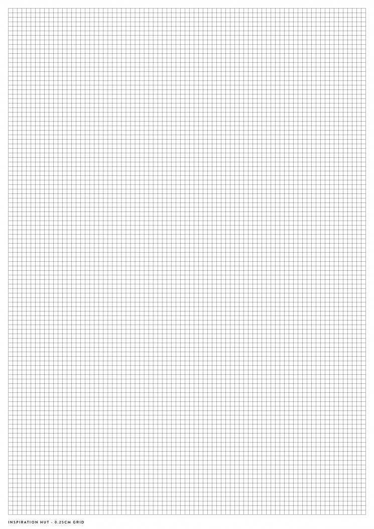 Printable Graph / Grid Paper Pdf Templates | Printable Paper