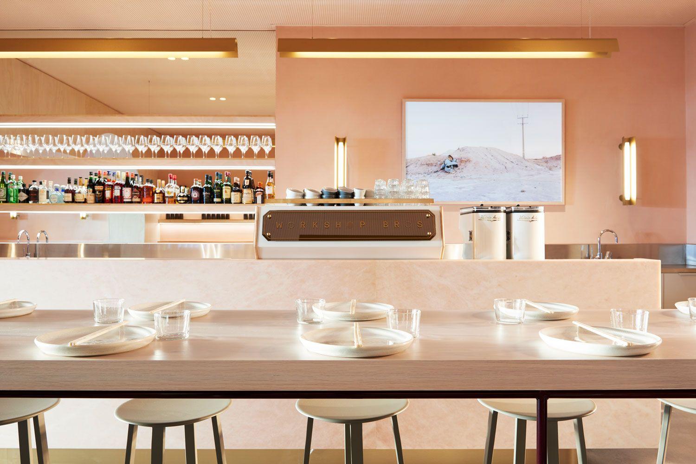 workshop brothers glen waverley by studio esteta cafe. Black Bedroom Furniture Sets. Home Design Ideas