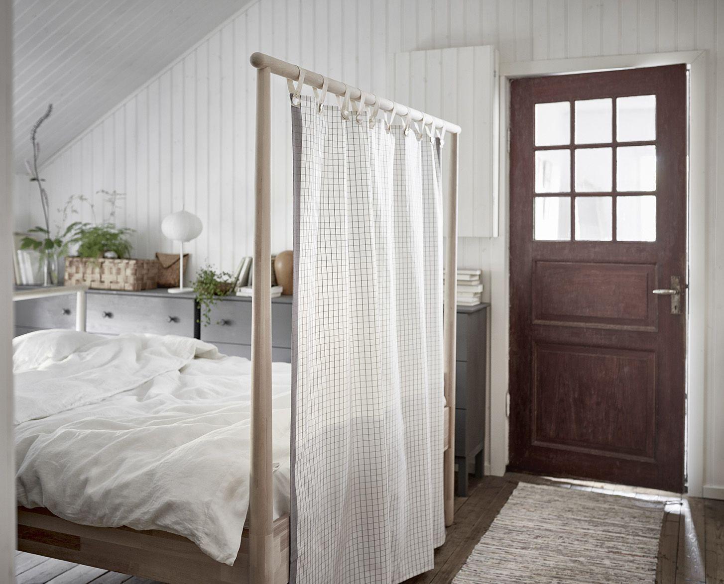GjÖra bedframe berken studio apt bedroom bed room