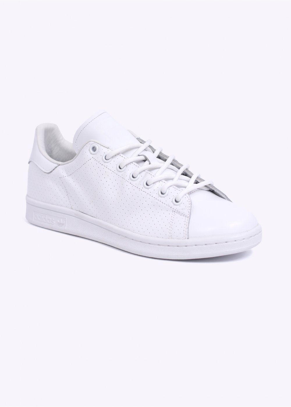 Adidas Originals Footwear Stan Smith Trainers - All White