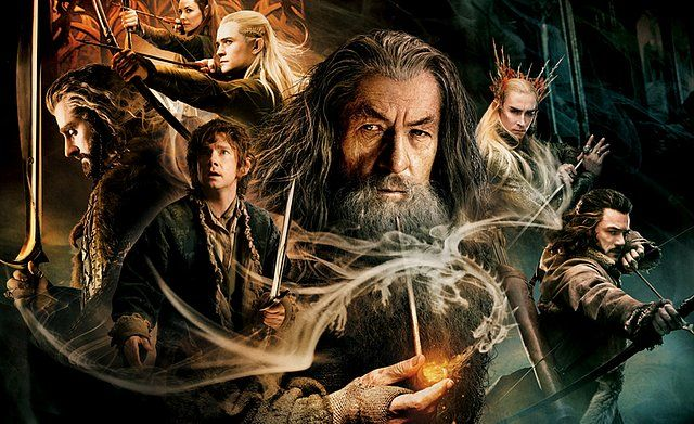 Which Character From The Hobbit Are You Desolacao De Smaug