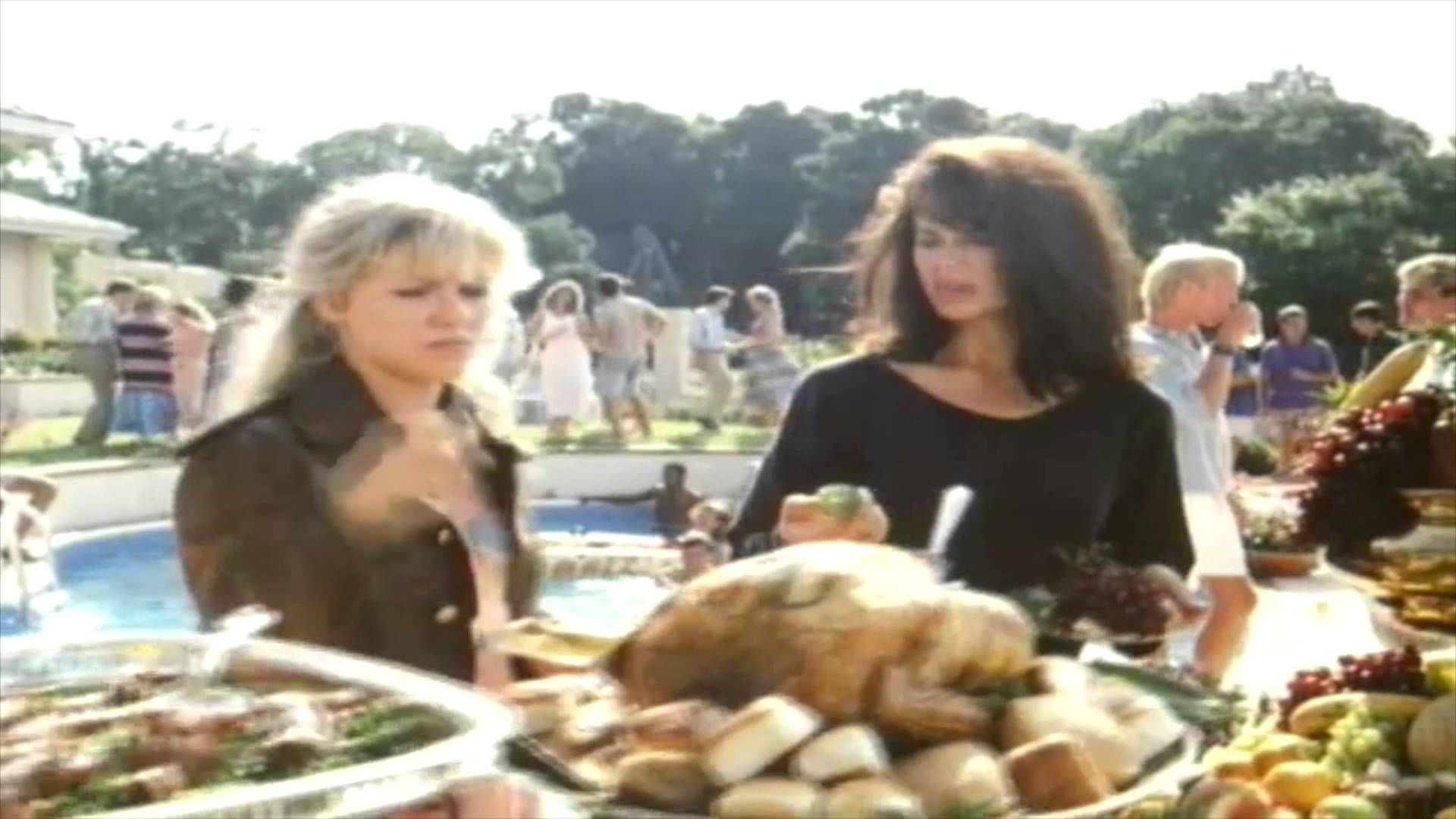 Satisfaction Trailer 1988 Movie with Justine Bateman is