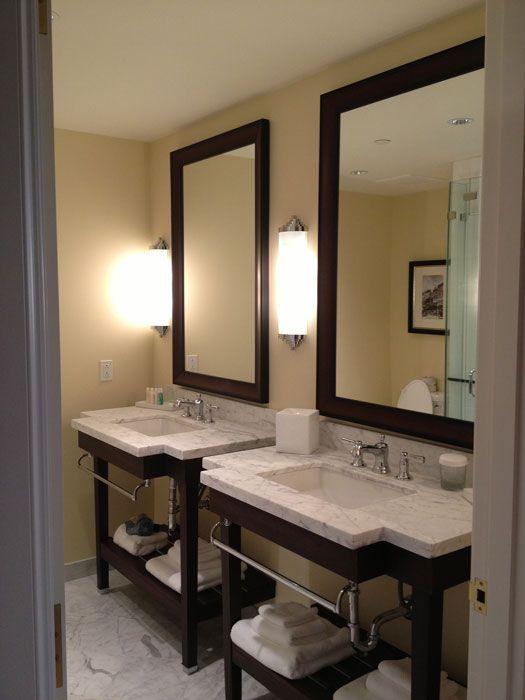 Attractive Best Bathroom Lighting Options For Shaving U0026 Putting On Makeup