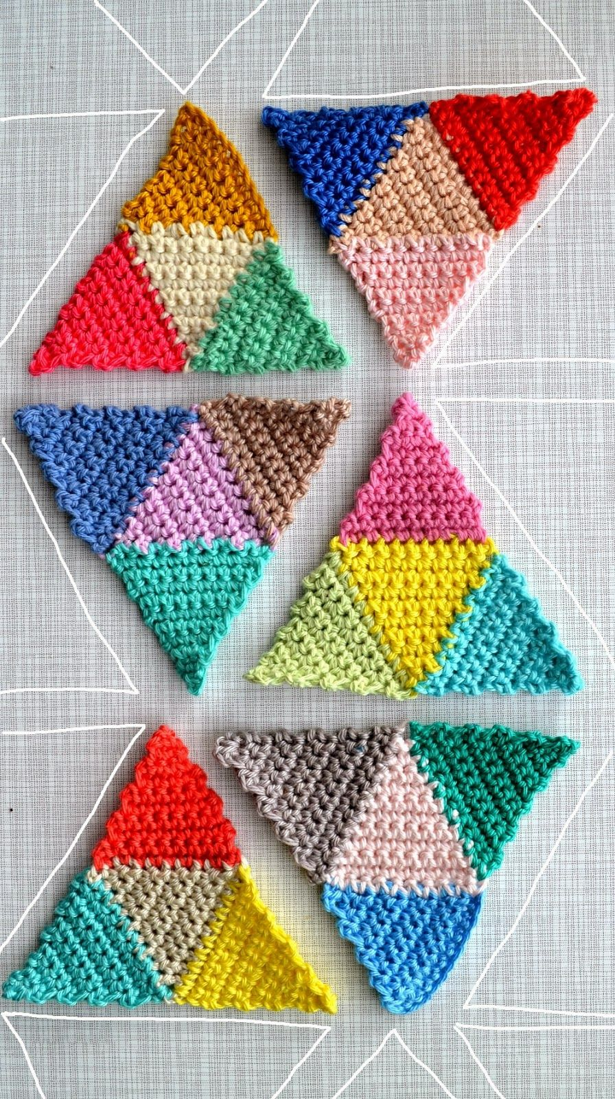 ingthings: Knitted shawl DIY | Crochet projects ...