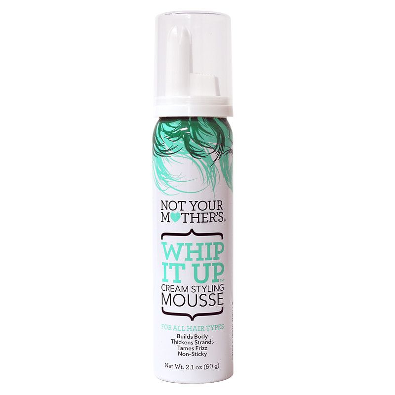 Not Your Mother's Whip It Up Cream Styling Mousse - Travel Size ...