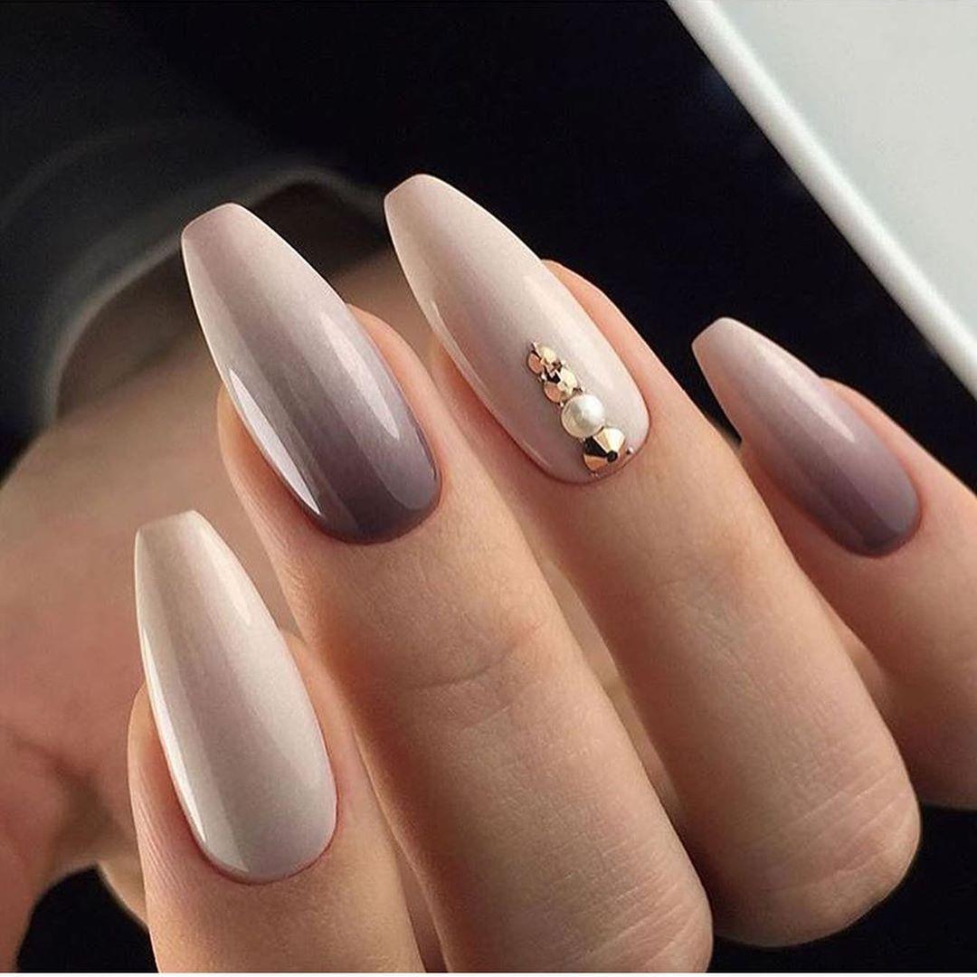 Manicure Nail Designs Cnd Nails Nail Art Equipment Fingernail Polish Designs Simple Nail Paint Desig Mauve Nails Matte Nails Design Matted Nails