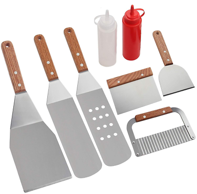 """SimbaTec Card Cutlery 55552 3 3//8/"""" overall fork with 1 1//4/"""" tines and 3 3//8/"""" ove"""