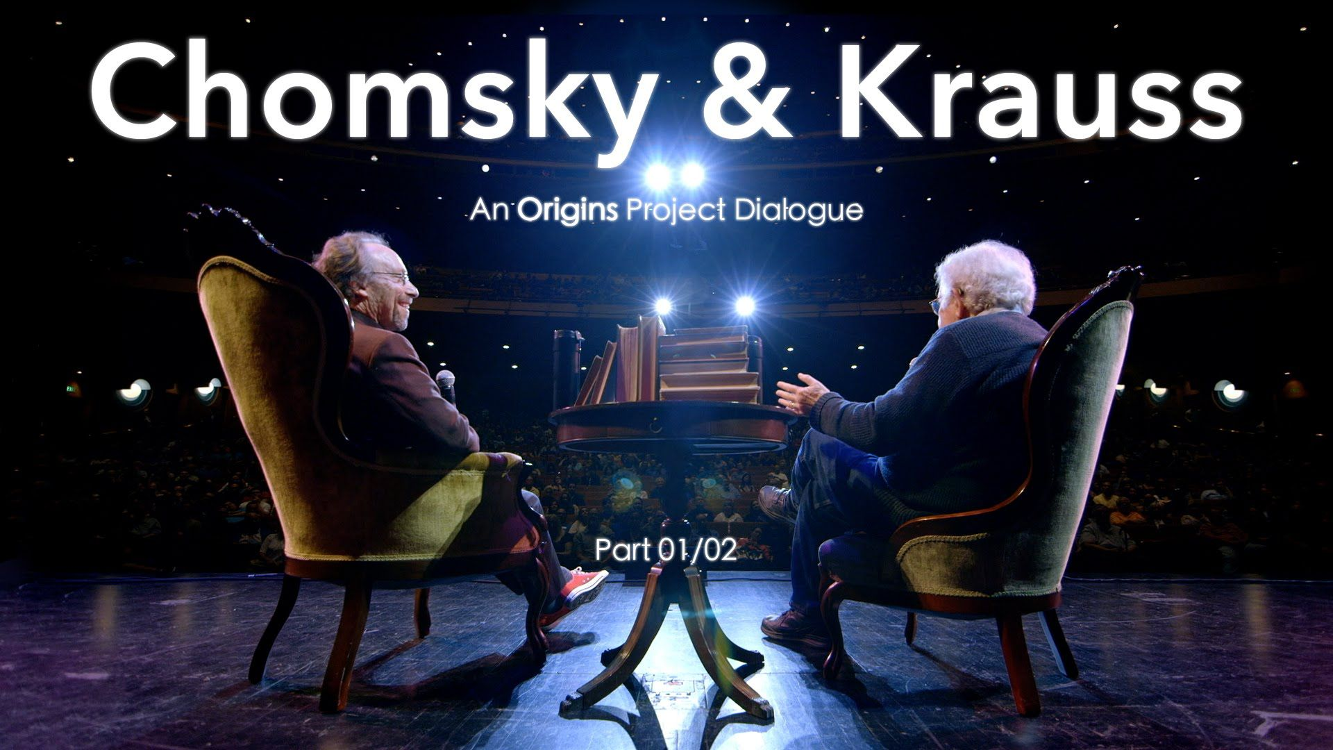 Join Intellectual Giant Noam Chomsky And Noted Physicist Public Lawrence Kraus For An Intimate Evening Of Juliu Caesar Act 2 Scene 1 Explanation Modern Translation One Summary