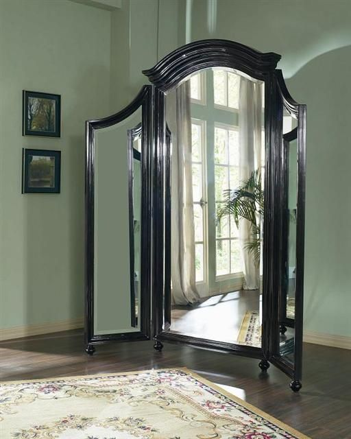 Image result for 3-part fold floor mirror   Mirrors   Pinterest ...