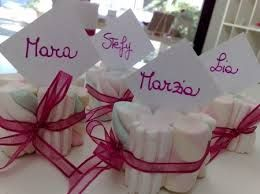 Segnaposto Matrimonio Marshmallow.Segnaposto Marshmallow Cerca Con Google Creative Food Art