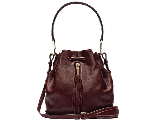 Bucket bag: Elizabeth and James